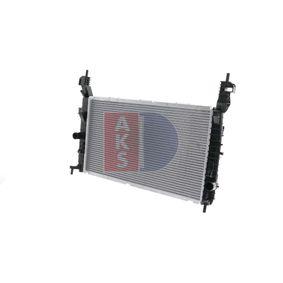 Radiatore, Raffreddamento motore 150057N con un ottimo rapporto AKS DASIS qualità/prezzo
