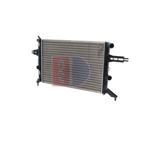 Radiatore, Raffreddamento motore 151960N con un ottimo rapporto AKS DASIS qualità/prezzo