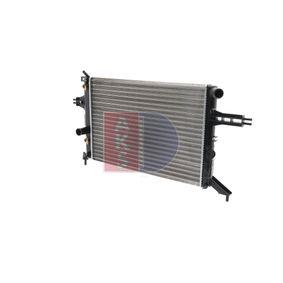 Radiatore, Raffreddamento motore 151980N con un ottimo rapporto AKS DASIS qualità/prezzo