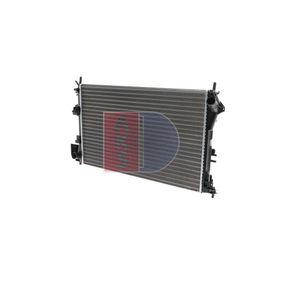Radiatore, Raffreddamento motore AKS DASIS 152014N comprare e sostituisci
