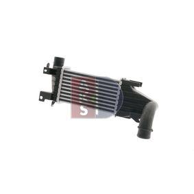 AKS DASIS интеркулер (охладител за въздуха на турбината) 157028N купете онлайн денонощно