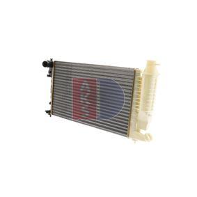 Radiatore, Raffreddamento motore AKS DASIS 160440N comprare e sostituisci