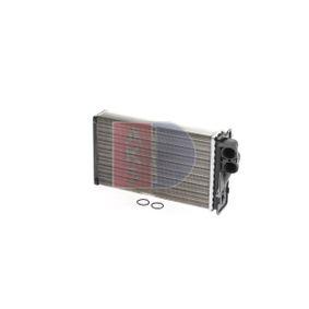 Radiatore, Raffreddamento motore AKS DASIS 169001N comprare e sostituisci