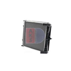 Radiatore, Raffreddamento motore AKS DASIS 170180N comprare e sostituisci