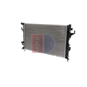 Radiatore, Raffreddamento motore 180001N con un ottimo rapporto AKS DASIS qualità/prezzo