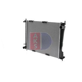 Radiateur, refroidissement du moteur 180061N à un rapport qualité-prix AKS DASIS exceptionnel