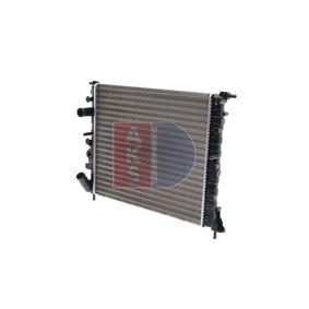 Radiateur, refroidissement du moteur 180200N à un rapport qualité-prix AKS DASIS exceptionnel