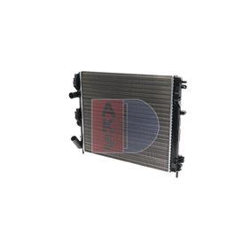 Radiatore, Raffreddamento motore 181690N con un ottimo rapporto AKS DASIS qualità/prezzo