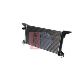 Radiatore, Raffreddamento motore 250020N con un ottimo rapporto AKS DASIS qualità/prezzo