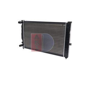 Radiatore, Raffreddamento motore AKS DASIS 480390N comprare e sostituisci