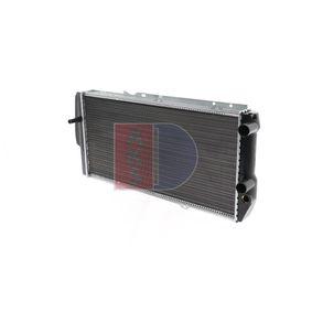 Radiatore, Raffreddamento motore AKS DASIS 480510N comprare e sostituisci