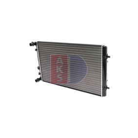 AKS DASIS Kühler, Motorkühlung 480970N rund um die Uhr online kaufen