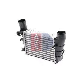 compre AKS DASIS Radiador do ar de sobrealimentação 487003N a qualquer hora