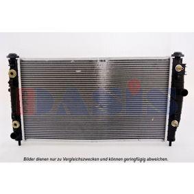 Achetez et remplacez Radiateur, refroidissement du moteur 520011N