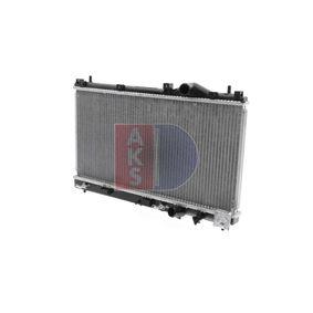 Radiatore, Raffreddamento motore AKS DASIS 520460N comprare e sostituisci