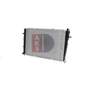 Radiatore, Raffreddamento motore AKS DASIS 560026N comprare e sostituisci
