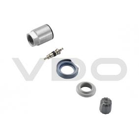 Αγοράστε VDO σετ επισκευής, αισθητ. τροχού (σύστ. ελέγχου πίεσης ελαστ.) S180084520A οποιαδήποτε στιγμή