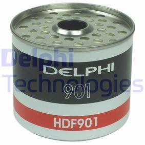 Filtro carburante DELPHI HDF901 comprare e sostituisci