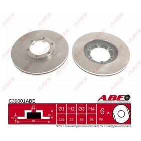 Disco freno ABE C38001ABE comprare e sostituisci