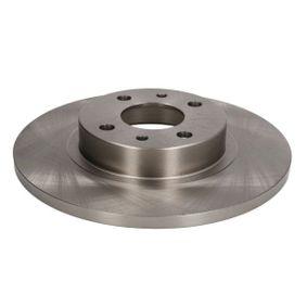 Disco freno C3F004ABE con un ottimo rapporto ABE qualità/prezzo