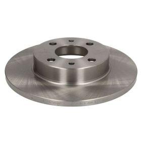 Disco freno C3F014ABE con un ottimo rapporto ABE qualità/prezzo