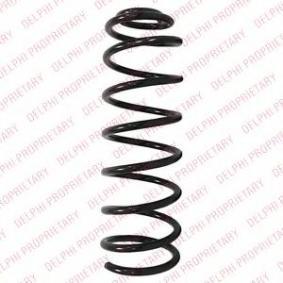 Molla sospensione autotelaio DELPHI SC10102 comprare e sostituisci