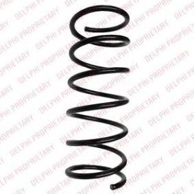 Ressort de suspension SC10110 à un rapport qualité-prix DELPHI exceptionnel