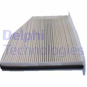 Interieurfilter TSP0325174C voor AUDI lage prijzen - Koop Nu!