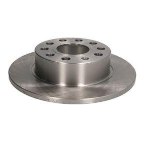 Bremsscheibe von ABE - Artikelnummer: C4W012ABE