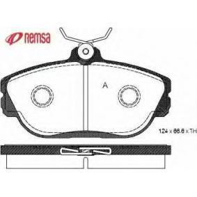 Sada brzdových platničiek kotúčovej brzdy METZGER 0453.00 v zľave – kupujte hneď!