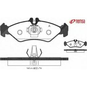 Brake Pad Set, disc brake 0579.02 for VW cheap prices - Shop Now!