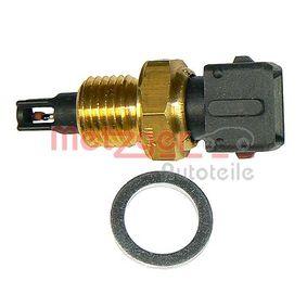 METZGER Sensor, temperatura del aire de admisión 0905064 24 horas al día comprar online