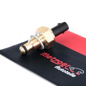 METZGER Sensor, Kraftstofftemperatur 0905323 rund um die Uhr online kaufen