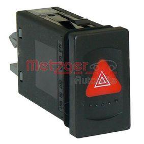 METZGER Warnblinkschalter 0916012 rund um die Uhr online kaufen