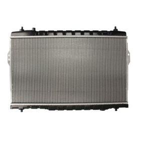 радиатор, охлаждане на двигателя D71021TT с добро THERMOTEC съотношение цена-качество