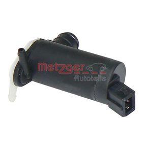 Compre e substitua Bomba de água do lava-vidros METZGER 2220016