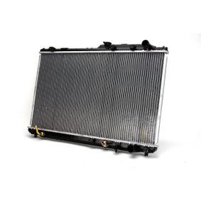 Radiatore, Raffreddamento motore THERMOTEC D72034TT comprare e sostituisci