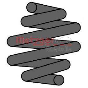 Compre e substitua Mola de suspensão METZGER 2240716