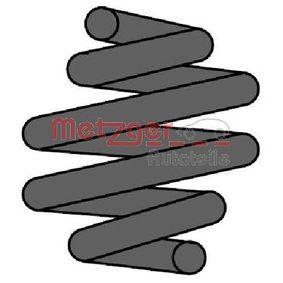 Compre e substitua Mola de suspensão METZGER 2241248