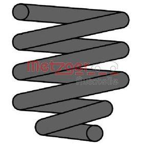 Ressort de suspension 2241476 METZGER Paiement sécurisé — seulement des pièces neuves