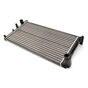 Radiatore, Raffreddamento motore D7F029TT con un ottimo rapporto THERMOTEC qualità/prezzo