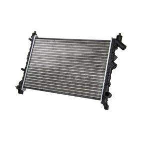 Radiatore, Raffreddamento motore D7R001TT con un ottimo rapporto THERMOTEC qualità/prezzo