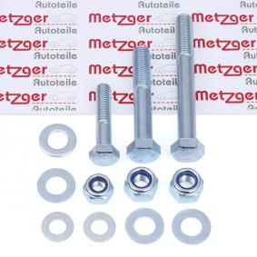 buy METZGER Mounting Kit, control lever 55000518 at any time