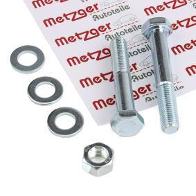 Kit montaggio, Braccio oscillante METZGER 55000818 comprare e sostituisci