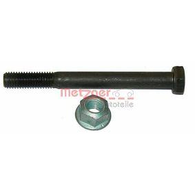 Kit montaggio, Braccio oscillante METZGER 55002118 comprare e sostituisci