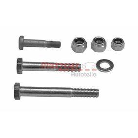 Kit de montagem, braço oscilante 55002618 com uma excecional METZGER relação preço-desempenho