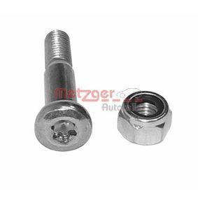 Compre e substitua Kit de montagem, braço oscilante METZGER 55002818