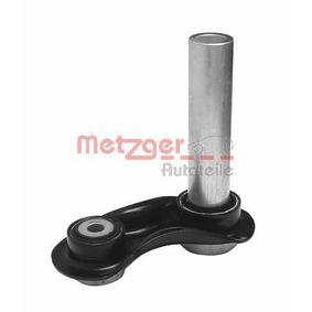Braccio oscillante, Sospensione ruota 58015809 con un ottimo rapporto METZGER qualità/prezzo