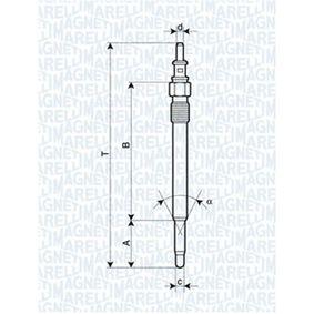 Vela de incandescência 062900012304 para MERCEDES-BENZ preços baixos - Compre agora!