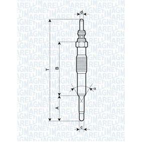 подгревна свещ 062900027304 за RENAULT ниски цени - Купи сега!